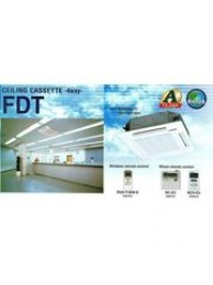 FDT-100V/FDC-100 VN/VS (ΚΑΣΕΤΑ - INVERTER)