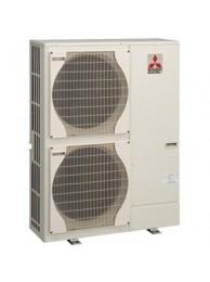 PUHZ-W Αντλία θερμότητας ΑΕΡΑ/ΝΕΡΟΥ, μονομπλόκ τύπου compact Zubadan power inverter/R410A