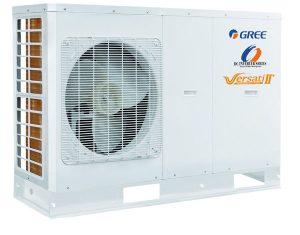 Αντλία Θερμότητας Αέρος – Νερού Versati II+(Monoblock)