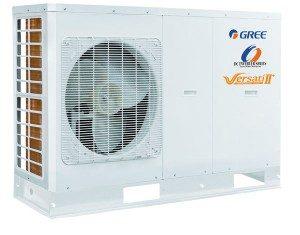GREE Αντλία Θερμότητας Αέρος – Νερού Versati II+(Monoblock)